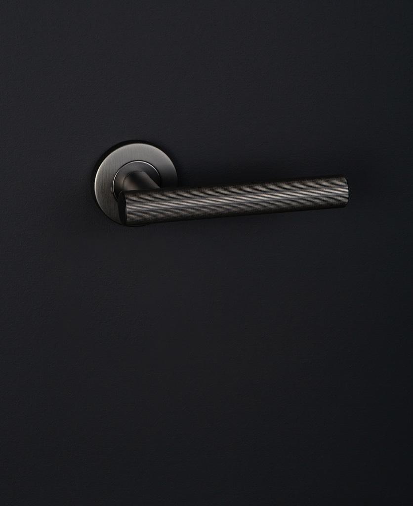 Дверные ручки Дверная ручка D41 Kramer-Door-Handle-Graphite.jpg