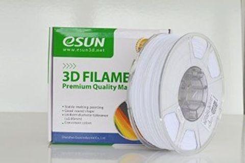 PETG-пластик ESUN 1.75 мм 1кг., белый (PETG175SW1)