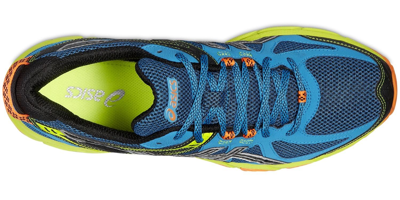 Мужские кроссовки внедорожники Asics Gel Sonoma (T4F2N 4899) фото