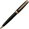 Шариковая ручка Pierre Cardin Luxor черный GT упаковка В (PC1087BP) чулки pierre cardin чулки