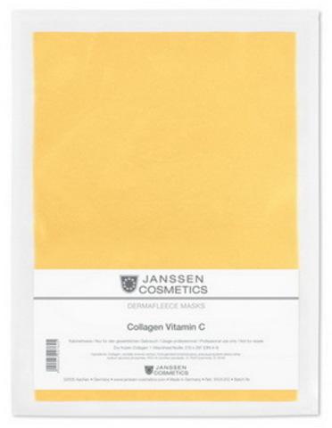 Коллаген с витамином С / зеленым чаем (оранжевый лист),Janssen Collagen Vit. C,1 лист.