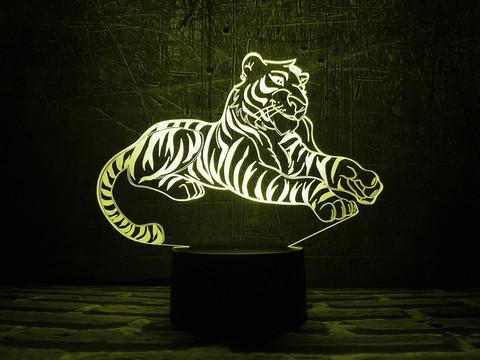 Лампа Тигр