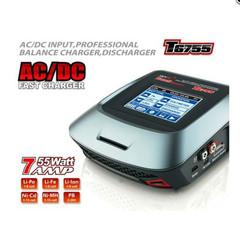 Зарядка для всех типов аккумуляторов SKYRC T6755 AC/DC