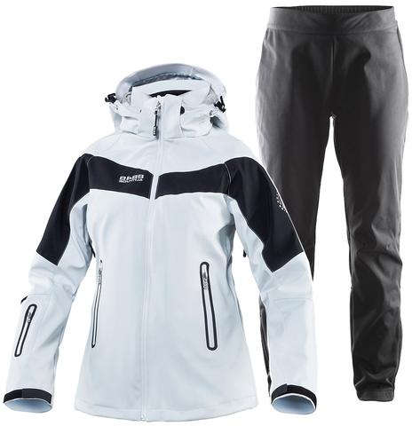 Женский лыжный утепленный костюм 8848 Altitude June Softshell