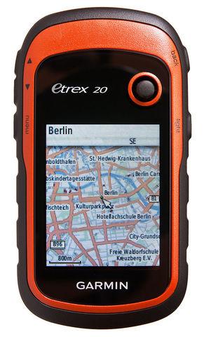 Навигатор eTrex 20x GPS, GLONASS
