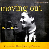 Sonny Rollins ‎/ Moving Out (LP)