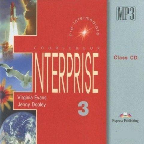 ENTERPRISE 3 CLASS CDs (1 mp3)