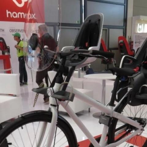 велокресло Hamax Caress Observer