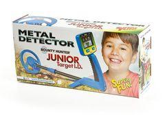Металлоискатель детский Bounty Hunter Junior T.I.D