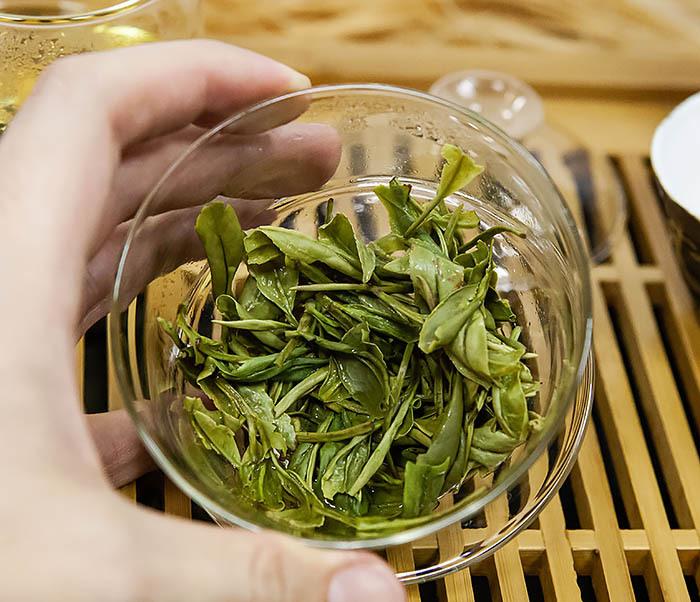 TEA-CH104-2 Зеленый чай Колодец дракона (Лун Цзин Си Ху, сорт «A», 10 гр) фото 11
