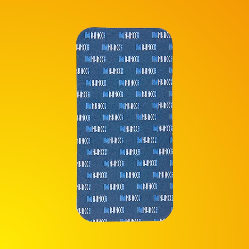 Электрод для терапии с адгезивным слоем, 80х130 мм (137,00 руб/шт)