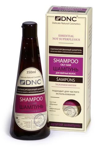 DNC Шампунь для жирных волос волос 350мл