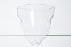 Ветровое стекло для мотоцикла Yamaha YZF-R6 08-15 DoubleBubble Прозрачное