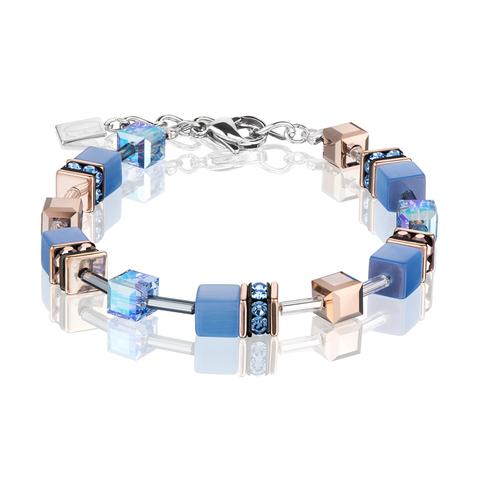 Браслет Coeur de Lion 4016/30-0720 цвет голубой