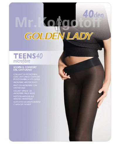 Колготки Golden Lady Teens Vita Bassa 40