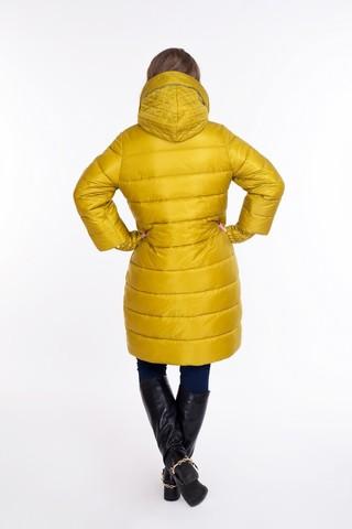 Куртка 08692 горчичный