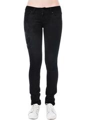 5608 джинсы женские, черные