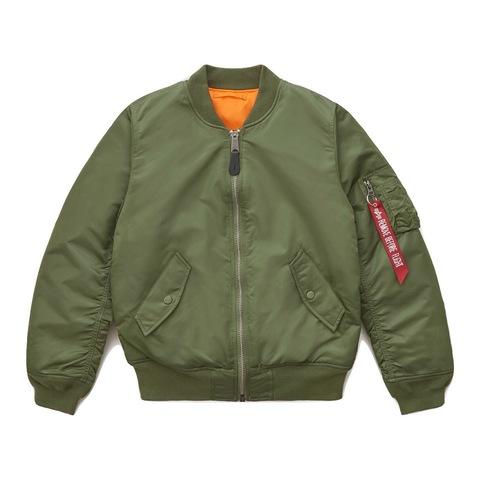 Куртка Alpha Industries MA-1 W Sage Green