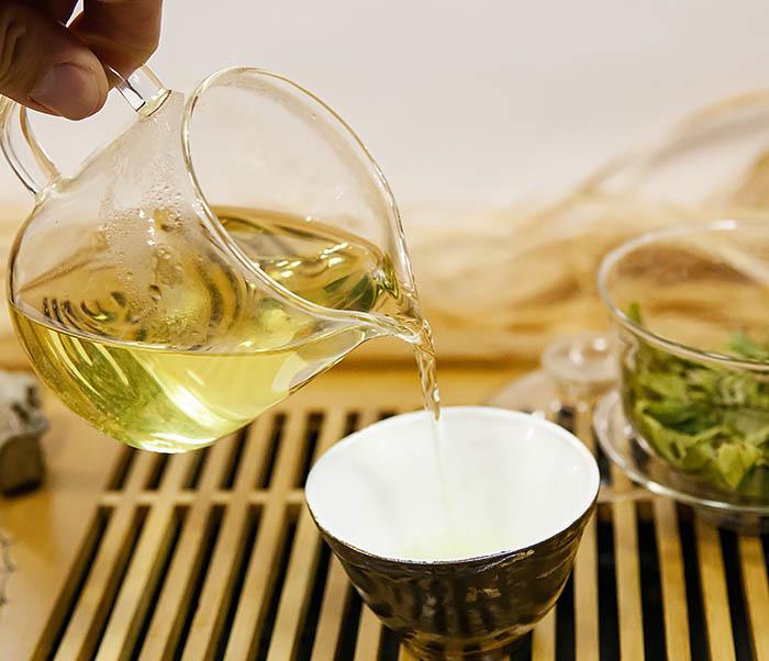 TEA-CH104-2 Зеленый чай Колодец дракона (Лун Цзин Си Ху, сорт «A», 10 гр) фото 13