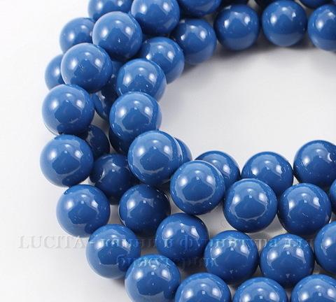 5810 Хрустальный жемчуг Сваровски Crystal Lapis круглый 6 мм, 5 штук (Crystal Lapis 1)
