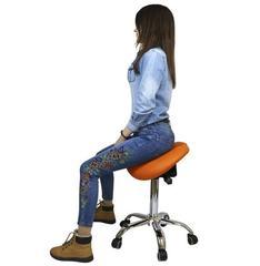 Стул-седло с раздвижным сиденьем 4008