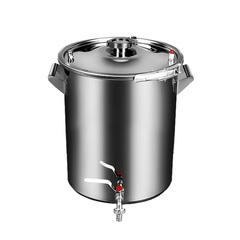 Перегонный куб 50 литров, кламп 2 Феникс
