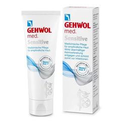 Gehwol Med Sensitive - Крем для чувствительной кожи