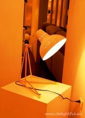 Настольная лампа DIANA white by Delightfull
