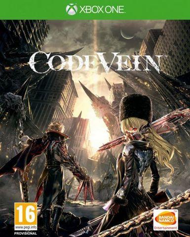 Microsoft Xbox One Code Vein (русские субтитры)