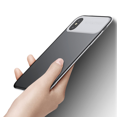 Чехол Baseus Slim Lotus Case для iPhone X