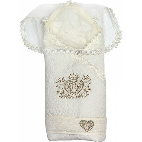 Демисезонный конверт-одеяло на выписку Топотушки Александра