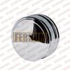 Заглушка внутренняя d120мм (430/ 0,5мм) Ferrum