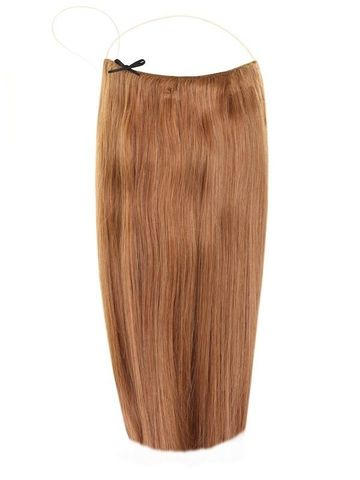 Волосы на леске Flip in- цвет #7- длина 60 см