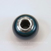 5890 Бусина Сваровски BeCharmed Pearl Crystal Petrol 14х10 мм