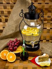 Диспенсер для напитков «Кантри Фонарь», 5 литров