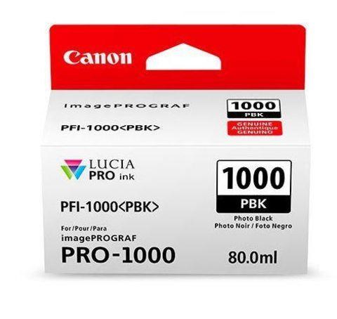 Картридж Canon PFI-1000 PBK фото черный (0546C001)