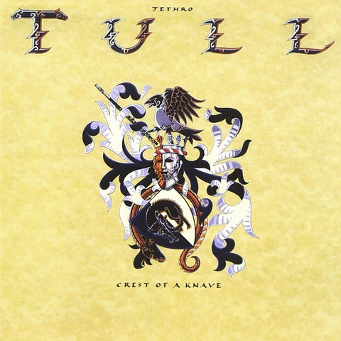 Jethro Tull / Crest Of A Knave (CD)
