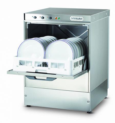 фото 1 Фронтальная посудомоечная машина Omniwash Jolly 50 PS на profcook.ru