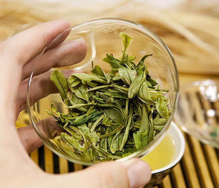 TEA-CH104-2 Зеленый чай Колодец дракона (Лун Цзин Си Ху, сорт «A», 10 гр) фото 16