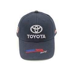 Кепка Тойота темно-синяя (Бейсболка Toyota)