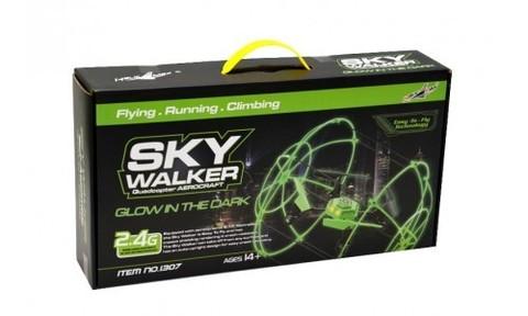 Радиоуправляемый вертолет (квадрокоптер) Sky Walker UFO-1307