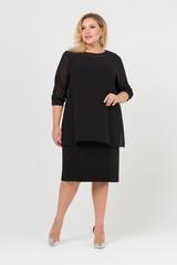 Платье Даяна черный