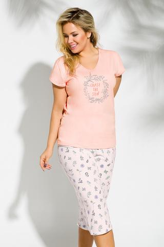 Пижама 8S Donata 2186-2187 Peach Taro