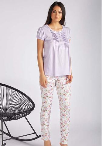 Хлопковая молодежная пижама