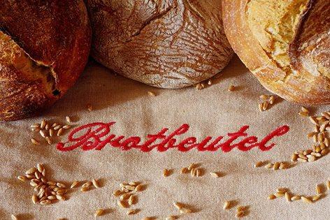 Мешок для хлеба из льна Brotbeutel
