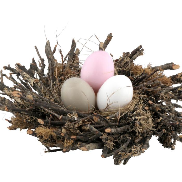 Мыло в форме яйца Пион (Мало в форме кексов и сладостей) (Autour Du Bain)