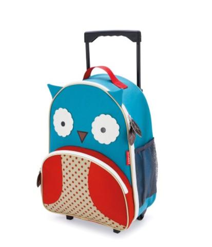 Детский чемодан Сова