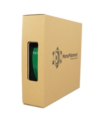 PLA-пластик Monofilament для 3D-принтера 1,75мм 0,5кг Зеленый