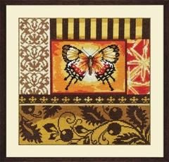 Набор для вышивания Алиса Моменты творчества: Озарение