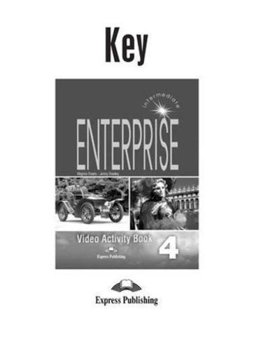 enterprise 4 video activity book key